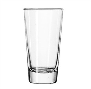 Libbey Diplomat 6-1/2 Oz. Hi-Ball Glass With Safedge Rim