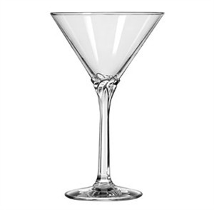 Libbey Glass 8978 Domaine 8 oz. Martini Glass