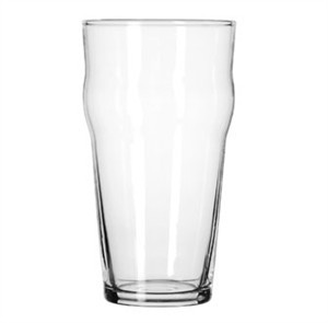 Libbey Glass 14806HT DuraTuff 16 oz. English Pub Glass