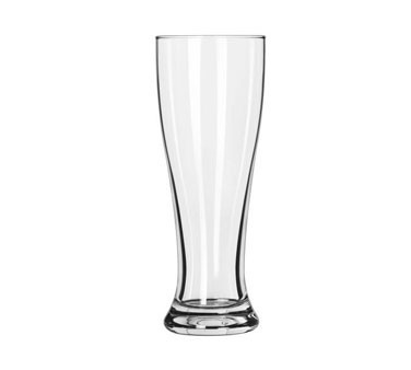 Libbey Glass 1604 Durable 16 oz. Pilsner Glass