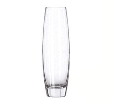 "Libbey Glass 2854 Elite Glass Bud Vase 7-1/2""H"