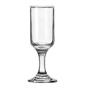 Libbey Embassy 1-1/4 Oz. Cordial Glass With Safedge Rim/Foot