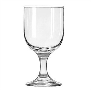 Libbey Embassy 10-1/2 Oz. Goblet Glass With Safedge Rim/Foot