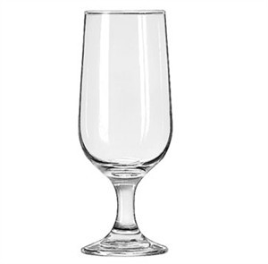Libbey Embassy 10 Oz. Beer Glass With Safedge Rim/Foot
