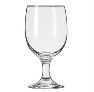 Libbey Glass 3711 Embassy 11-1/2 oz. Goblet Glass