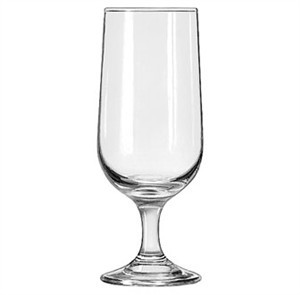 Libbey Embassy 12 Oz. Beer Glass With Safedge Rim/Foot