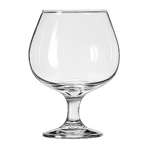 Libbey Embassy 17-1/2 Oz. Oz. Brandy Glass With Safedge Rim/Foot