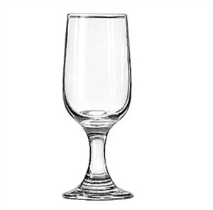 Libbey Embassy 2 Oz. Brandy Glass With Safedge Rim/Foot