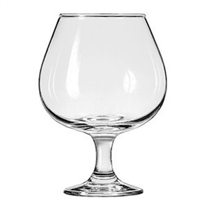 Libbey Embassy 22 Oz. Oz. Brandy Glass With Safedge Rim/Foot