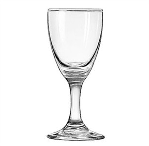 Libbey Glass 3788 Embassy 3 oz. Sherry Glass