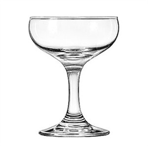 Libbey Embassy 4-1/2 Oz. Champagne Sour Glass With Safedge Rim/Foot
