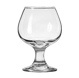 Libbey Embassy 5-1/2 Oz. Brandy Glass With Safedge Rim/Foot