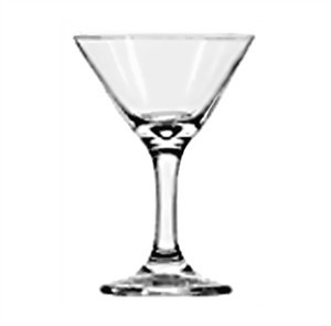Libbey Embassy 5 Oz. Cocktail Glass With Safedge Rim/Foot