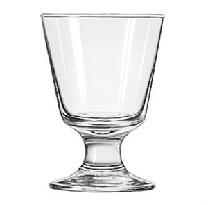 Libbey Embassy 7 Oz. Rocks Glass With Safedge Rim/Foot