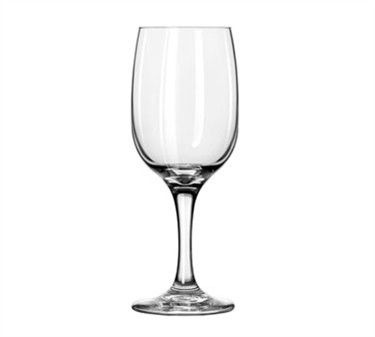 Libbey Embassy 8-3/4 Oz. Tall Wine Glass With Safedge Rim/Foot