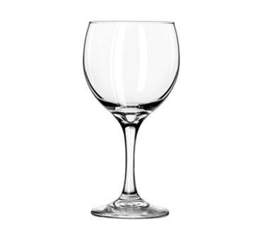 Libbey Glass 3784 Embassy 8-3/4 oz. Wine Glass