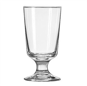 Libbey Embassy 8 Oz. Hi-Ball Glass With Safedge Rim/Foot