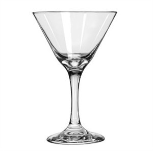Libbey Embassy 9-1/4 Oz. Martini Glass With Safedge Rim/Foot