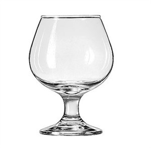 Libbey Embassy 9 Oz. Brandy Glass With Safedge Rim/Foot