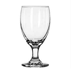 Libbey Embassy Royale 10-1/2 Oz. Safedge Rim/Foot Banquet Goblet