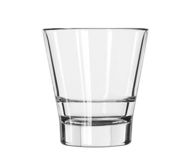 Libbey Glass 15712 Endeavor DuraTuff 12 oz. Double Old Fashioned Glass