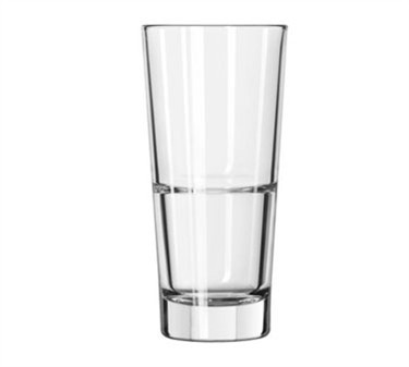 Libbey Glass 15713 Endeavor DuraTuff 12 oz. Beverage Glass