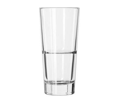 Libbey Glass 15714 Endeavor DuraTuff 14 oz. Beverage Glass