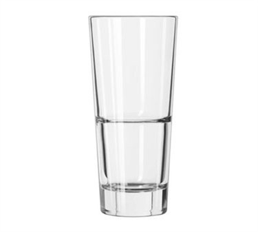 Libbey Glass 15715 Endeavor DuraTuff 16 oz. Cooler Glass