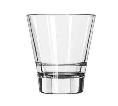 Libbey Glass 15709 Endeavor DuraTuff 7 oz. Rocks Glass