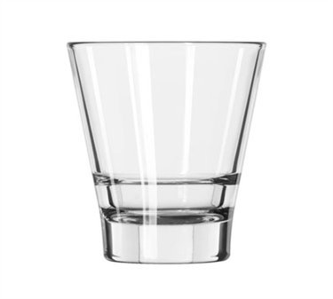 Libbey Glass 15710 Endeavor DuraTuff 9 oz. Rocks Glass