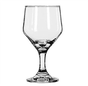Libbey Estate 8-1/2Oz. Non-Heat-Treated Wine Glass With Safedge Rim/Foot