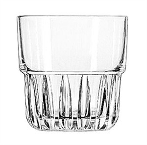 Libbey Glass 15435 Everest DuraTuff 12 oz. Rocks Glass