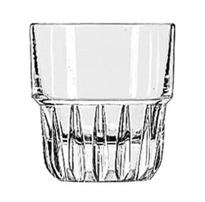 Libbey Glass 15431 Everest DuraTuff 5 oz. Juice Glass