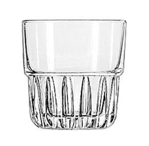 Libbey Glass 15432 Everest DuraTuff 7 oz. Rocks Glass