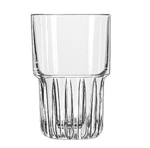 Libbey Glass 15430 Everest DuraTuff 9 oz. Hi-Ball Glass