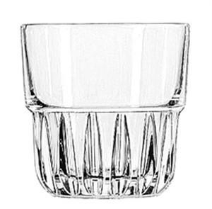 Libbey Glass 15434 Everest DuraTuff 9 oz. Rocks Glass