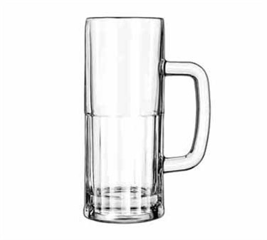 Libbey Glass 5360 Extra-Tall 22 oz. Beer Mug