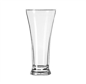 Libbey Flared-Top 10 Oz. Pilsner Glass With Safedge Rim