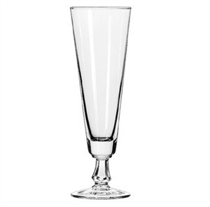 Libbey Footed 10 Oz. Pilsner Glass With Safedge Rim