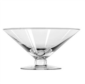 Libbey Glass 1789306 Flare Footed 47 oz. Super Glass Bowl