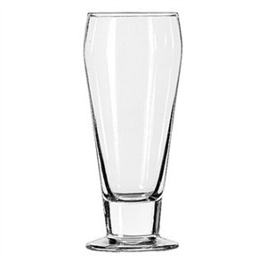 Libbey Glass 3810 Footed Beers 10 oz. Ale Glass