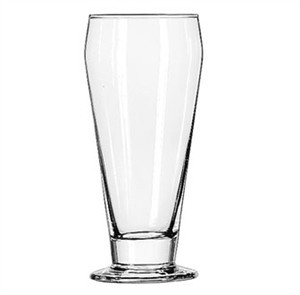 Libbey Glass 3812 Footed Beers 12 oz. Ale Glass