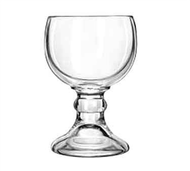 Libbey Footed Beers 18 Oz. Schooner Glass