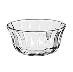 Libbey Glass 5119 Fountainware 5 oz. Glass Supreme Liner