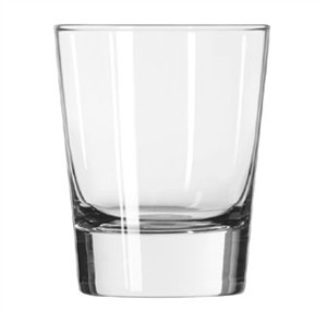 Libbey Glass 2307 Geo 13-1/4 oz. Double Old Fashioned Glass
