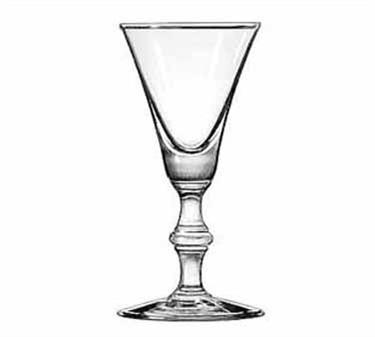 Libbey Glass 8089 Georgian 2 oz. Sherry Glass