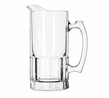 Libbey Glass 5263 Gibraltar 1 Liter Glass Super Pitcher