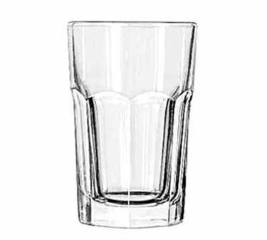 Libbey Glass 15237 Gibraltar DuraTuff 10 oz. Hi-Ball Glass
