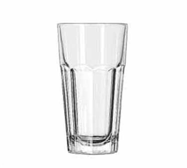 Libbey Glass 15235 Gibraltar DuraTuff 12 oz. Cooler Glass
