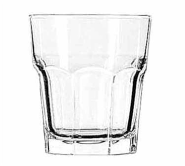 Libbey Glass 15243 Gibraltar DuraTuff 12 oz. Double Rocks Glass